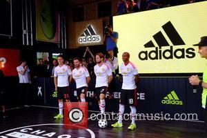 Daley, Juan Mata, Ander Herrera, Ashley Young and Manchester United