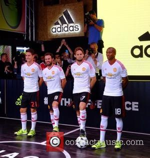 Daley, Juan Mata, Ander Herrera, Ashley Young and Manchester United