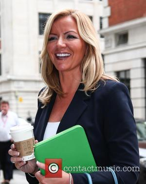 Michelle Mone - Michelle Mone arrives at BBC Broadcasting House - London, United Kingdom - Tuesday 11th August 2015