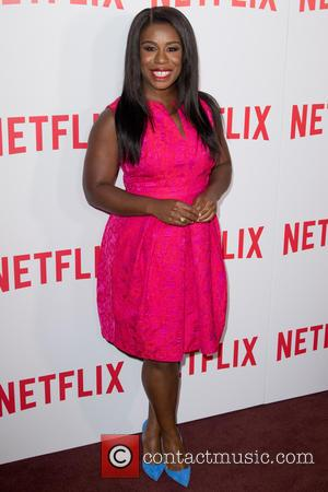 Uzo Aduba - Netflix's special FYC screening of 'Orange Is The New Black' at the DGA Theater - Red Carpet...