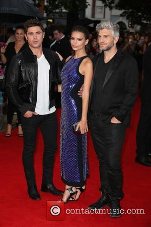Zac Efron, Emily Ratajkowski , Max Joseph - 'We Are Your Friends' UK premiere - Arrivals at Ritzy Picturehouse, Brixton...