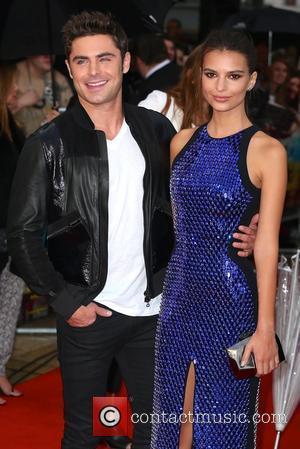 Zac Efron , Emily Ratajkowski - 'We Are Your Friends' UK premiere - Arrivals at Ritzy Picturehouse, Brixton - London,...