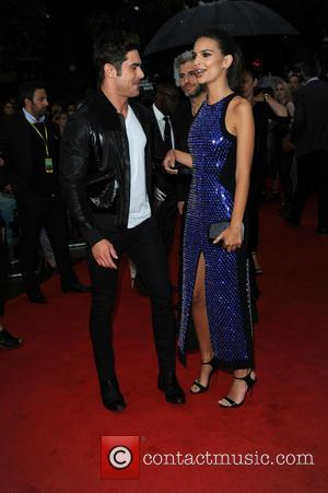 Zac Efron  Emily Ratajkowski - 'We Are Your Friends' premiere - Arrivals - London, United Kingdom - Tuesday 11th...
