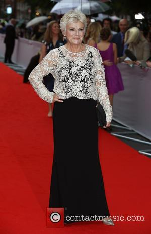 Julie Walters - BAFTA tribute to Downton Abbey at the Richmond Theatre - Arrivals - London, United Kingdom - Tuesday...