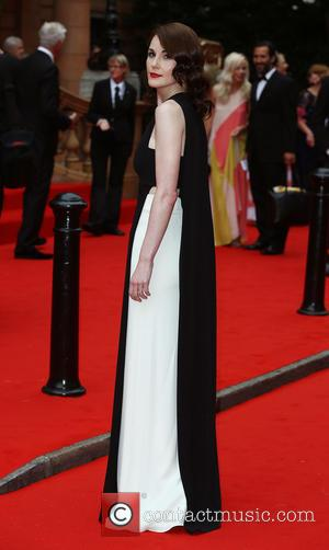 Michelle Dockery - BAFTA tribute to Downton Abbey at the Richmond Theatre - Arrivals - London, United Kingdom - Tuesday...