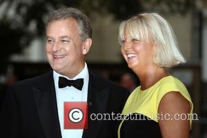 Hugh Bonneville , Lulu Williams - BAFTA tribute to Downton Abbey at the Richmond Theatre - Arrivals - London, United...