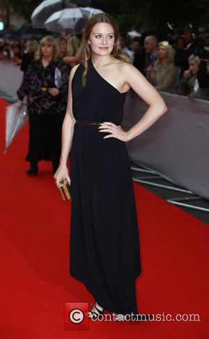 Cara Theobold - BAFTA tribute to Downton Abbey at the Richmond Theatre - Arrivals - London, United Kingdom - Tuesday...