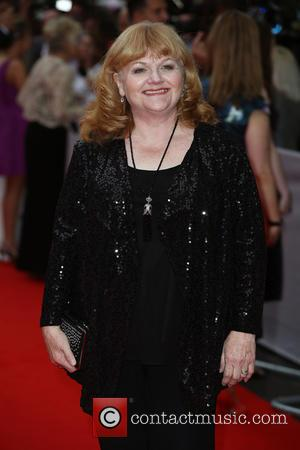 Lesley Nicol - BAFTA tribute to Downton Abbey at the Richmond Theatre - Arrivals - London, United Kingdom - Tuesday...