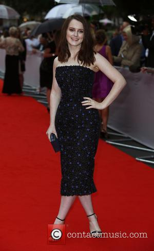 Sophie McShera - BAFTA tribute to Downton Abbey at the Richmond Theatre - Arrivals - London, United Kingdom - Tuesday...