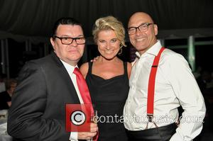 Jamie Foreman, Julie Dennis and Greg Wallace