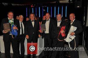 The Social Golfer, Ian Halliwell, Steve Kitt, Peter Baker, Rick Cressman , Tony Jacklin CBE - Celebrities attend the Farmfoods...