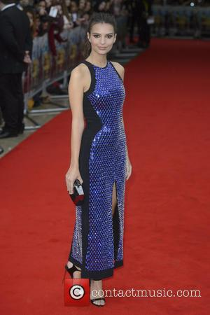 Emily Ratajkowski - 'We Are Your Friends' premiere - Arrivals - London, United Kingdom - Tuesday 11th August 2015