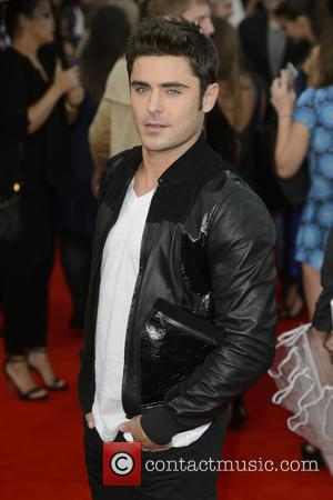 Zac Efron - 'We Are Your Friends' premiere - Arrivals - London, United Kingdom - Tuesday 11th August 2015