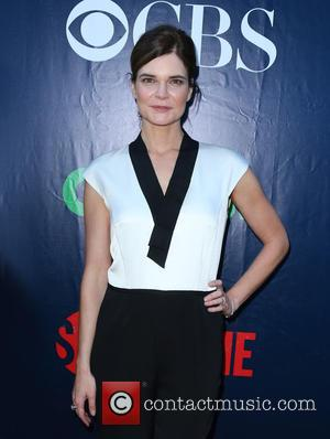 Betsy Brandt - CBS, CW And Showtime 2015 Summer TCA Party at Pacific Design Center - Arrivals at Pacific Design...