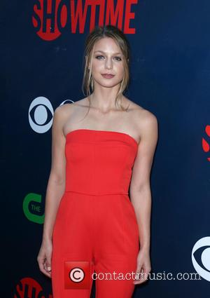 Melissa Benoist - CBS, CW And Showtime 2015 Summer TCA Party at Pacific Design Center - Arrivals at Pacific Design...