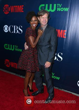 Shanola Hampton , William H. Macy - CBS, CW And Showtime 2015 Summer TCA Party at Pacific Design Center -...