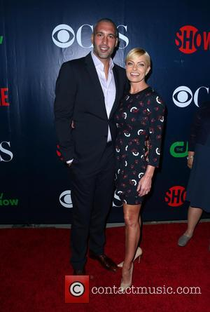 Jaime Pressly , Hamzi Hijazi - CBS, CW And Showtime 2015 Summer TCA Party at Pacific Design Center - Arrivals...