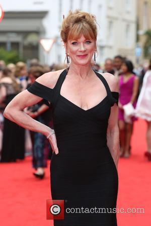 Samantha Bond - BAFTA Tribute: Downton Abbey held at the Richmond Theatre - Arrivals - London, United Kingdom - Tuesday...
