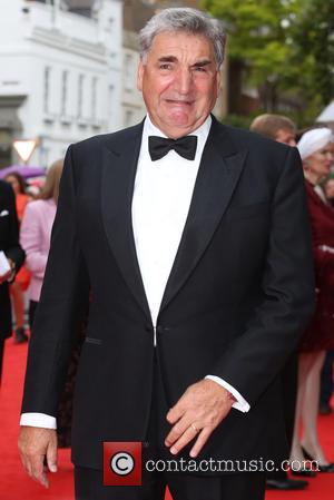 Jim Carter - BAFTA Tribute: Downton Abbey held at the Richmond Theatre - Arrivals - London, United Kingdom - Tuesday...