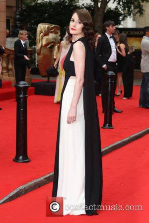 Michelle Dockery - BAFTA Tribute: Downton Abbey held at the Richmond Theatre - Arrivals - London, United Kingdom - Tuesday...