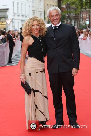 Kelly Hoppen and Jason Gardiner