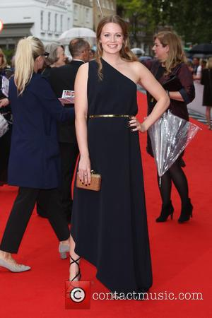 Cara Theobold - BAFTA Tribute: Downton Abbey held at the Richmond Theatre - Arrivals - London, United Kingdom - Tuesday...