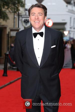 Jonathan Ross - BAFTA Tribute: Downton Abbey held at the Richmond Theatre - Arrivals - London, United Kingdom - Tuesday...