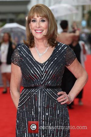 Phyllis Logan - BAFTA Tribute: Downton Abbey held at the Richmond Theatre - Arrivals - London, United Kingdom - Tuesday...