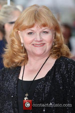Lesley Nicol - BAFTA Tribute: Downton Abbey held at the Richmond Theatre - Arrivals - London, United Kingdom - Tuesday...
