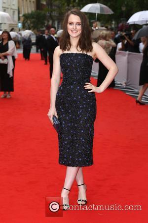 Sophie McShera - BAFTA Tribute: Downton Abbey held at the Richmond Theatre - Arrivals - London, United Kingdom - Tuesday...