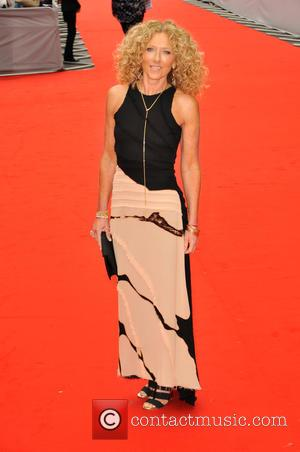 Kelly Hoppen - BAFTA Tribute: Downton Abbey held at the Richmond Theatre - Arrivals at Westfields, Stratford - London, United...