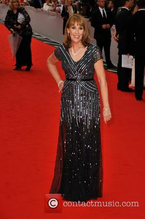 Phyllis Logan - BAFTA Tribute: Downton Abbey held at the Richmond Theatre - Arrivals at Westfields, Stratford - London, United...