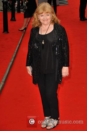 Lesley Nicol - BAFTA Tribute: Downton Abbey held at the Richmond Theatre - Arrivals at Westfields, Stratford - London, United...