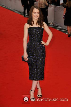 Sophie McShera - BAFTA Tribute: Downton Abbey held at the Richmond Theatre - Arrivals at Westfields, Stratford - London, United...