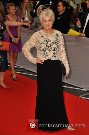Julie Walters - BAFTA Tribute: Downton Abbey held at the Richmond Theatre - Arrivals at Westfields, Stratford - London, United...