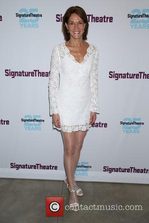 Carolyn McCormick - Opening night party for the play John at the Signature Theatre - Arrivals. at Signature Theatre, -...