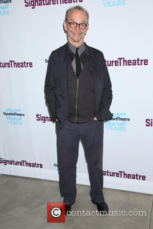 Joel Grey - Opening night party for the play John at the Signature Theatre - Arrivals. at Signature Theatre, -...