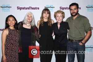 Hong Chau, Lois Smith, Annie Baker, Georgia Engel and Christopher Abbott