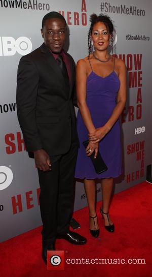 Michael Stahl-david and Jade King Carroll