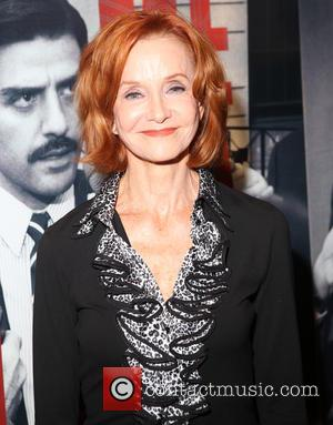 Swoosie Kurtz - New York premiere of HBO's 'Show Me A Hero' at The New York Times Center - Red...