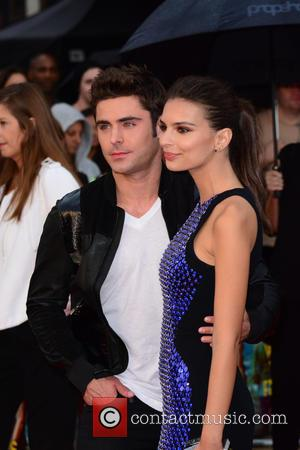 Zac Efron , Emily Ratajkowski - Premiere of 'We Are Your Friends' at Ritzy Brixton - Red Carpet Arrivals -...