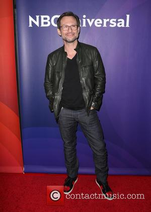 Christian Slater - NBC Universal 2015 Summer Press Tour - Arrivals at Beverly Hills - The Beverly Hilton Hotel, California,...