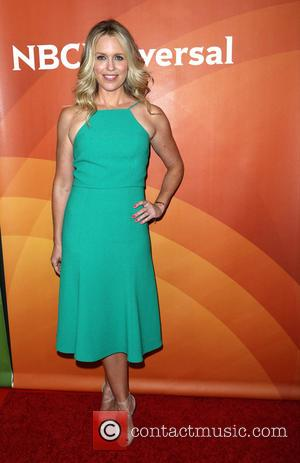 Jessica St. Clair at The Beverly Hilton Hotel and Beverly Hilton Hotel