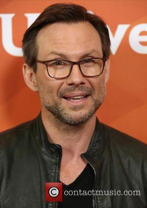 Christian Slater - Celebrities attend 2015 NBCUniversal's press tour at The Beverly Hilton Hotel. at The Beverly Hilton Hotel, Beverly...