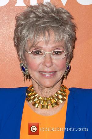 Rita Moreno - Celebrities attend 2015 NBCUniversal's press tour at The Beverly Hilton Hotel. at The Beverly Hilton Hotel, Beverly...