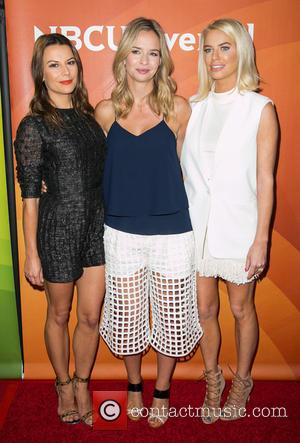 Juliet Angus, Marissa Hermer and Caroline Stanbury