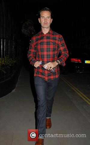 Jimmy Carr - Celebrities at the Chiltern Firehouse - London, United Kingdom - Wednesday 12th August 2015