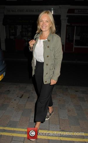 Mariella Frostrup - Celebrities at the Chiltern Firehouse - London, United Kingdom - Wednesday 12th August 2015