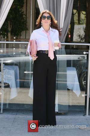 Lisa Vanderpump - Lisa Vanderpump out shopping in West Hollywood - West Hollywood, California, United States - Wednesday 12th August...