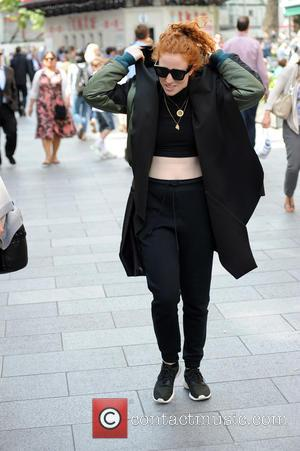 Jess Glynne - Jess Glynne sighting in Leicester Square - London, United Kingdom - Wednesday 12th August 2015
